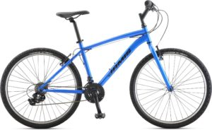 Jamis trailxr electric blue Wersells Bike Shop