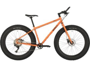 surly-pugsley-bike-orange-Wersells Bike Shop