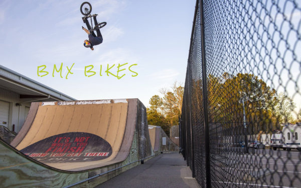 wersells bike shop BMX BIKES