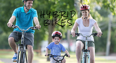 Wersells Bike Shop Hybrid Bikes