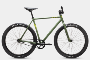 Wersells Bike Shop Verde Vario_Green