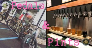 Wersells Bike Shop pedals n pints