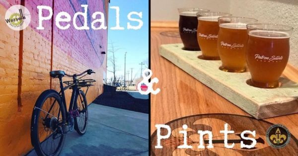 pedals n pints wersells bike shop