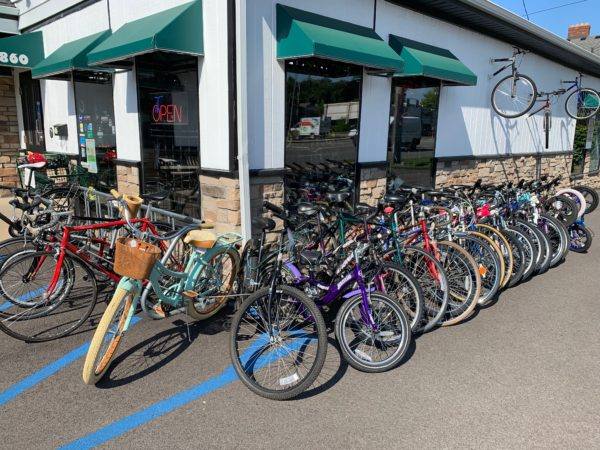 Wersell's Bike Shop Used Inventory