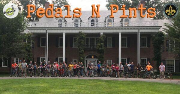 Pedals & Pints Bar 145