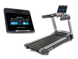 Bodycraft T1000 Treadmill Wersells Bike Shop