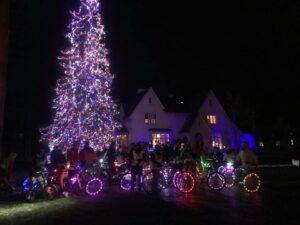 Christmas Glow Roll