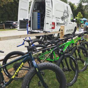 Wersells Mountain Bike Demo Day