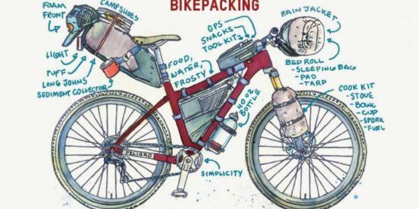 Intro Bikepacking Trip