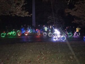halloween glow roll