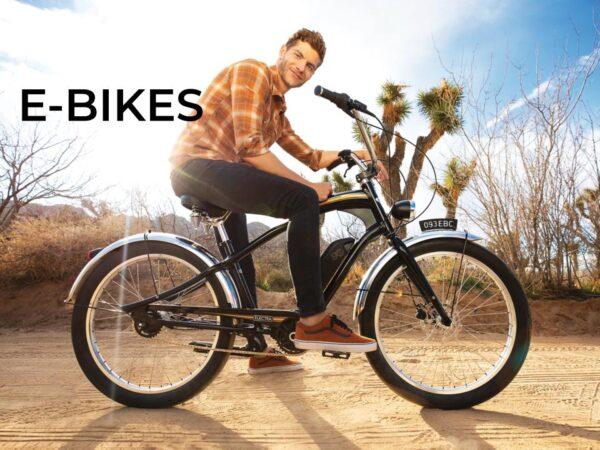 Wersells Bike Shop E-Bikes