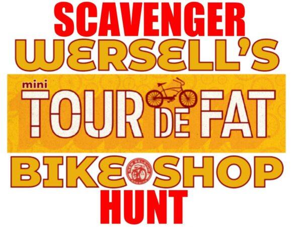 Mini Tour De Fat Scavenger Hunt 21